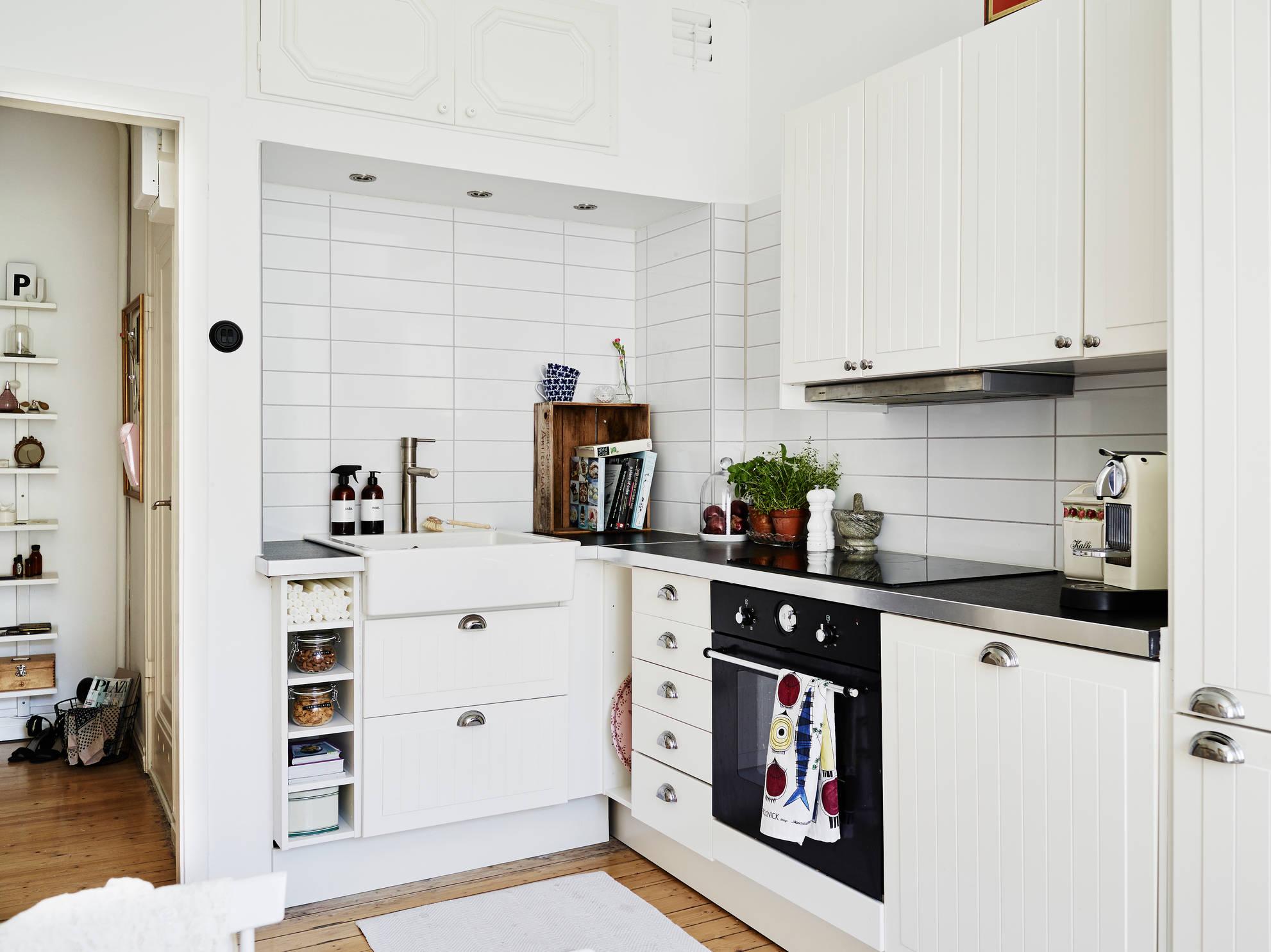 Mini piso con mucho encanto blog tienda decoraci n for Imagenes de decoracion de cocinas