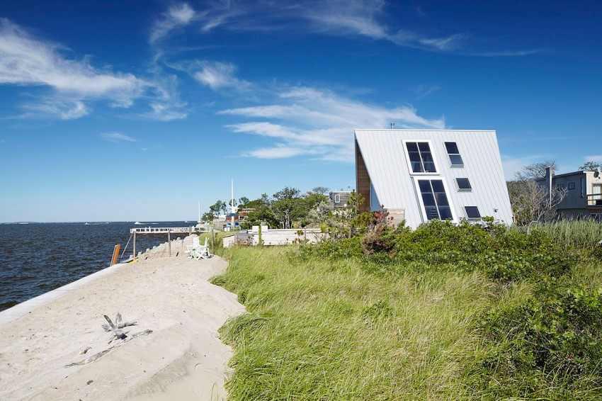 Casa de vacaciones en Long Island, New York - Blog decoración ...