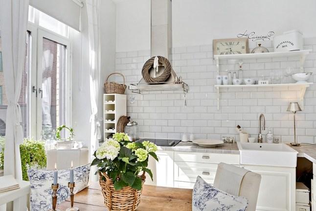 Estilo country chic franc s blog tienda decoraci n for Decoracion pisos romanticos