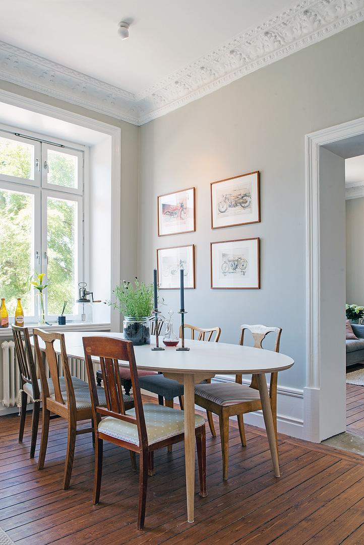 Interior mezcla de cl sico y nuevo blog tienda Estilo clasico diseno de interiores