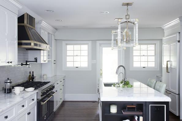 Cocinas americanas delikatissen blog tienda decoraci n for Modelos de cocinas blancas