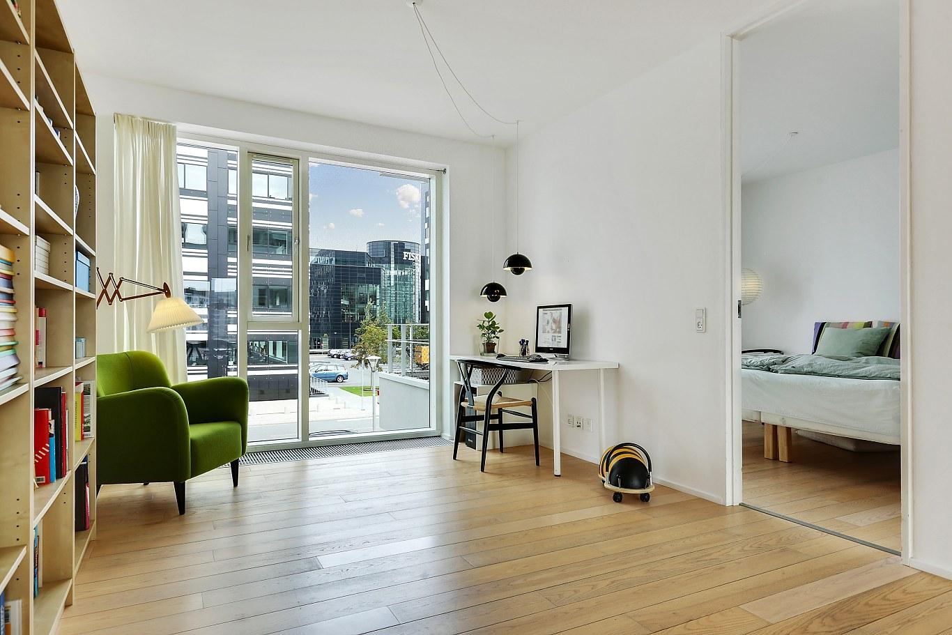 salones cocinas nrdicas pisos modernos nrdicos piso dans amplio con vistas decoracin nrdica escandinava decoracin