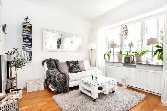 estilo nórdico industrial estilo nórdico decoración espacios pisos pequeños decoración de interiores nórdicos cocinas pequeñas nórdicas cocinas blancas modernas blog decoración nordica escandinava