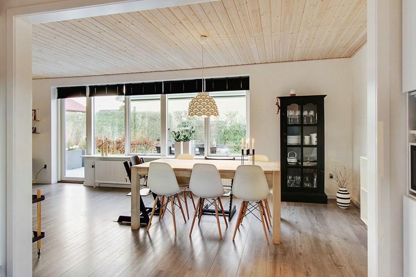 Una casa danesa t pica blog tienda decoraci n estilo - Casas de madera nordicas ...
