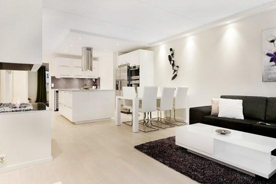 80 m de lujo para parejas exigentes blog decoraci n for Lujo interiores minimalistas