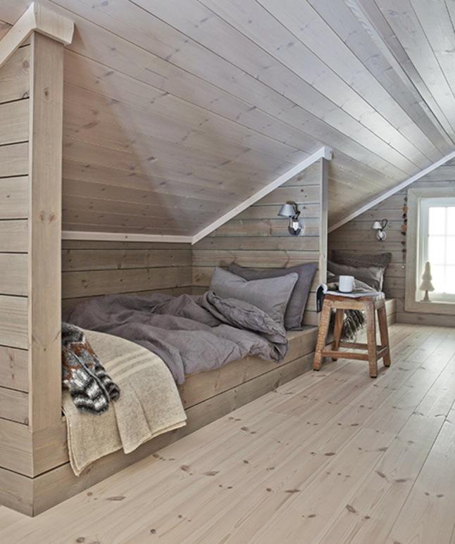 Invierno en una casa de madera en noruega blog tienda for Casas en noruega