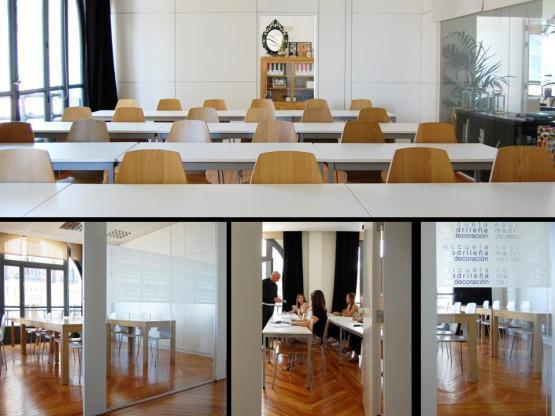 Escuela madrile a de decoraci n blog tienda decoraci n for Estudiar diseno de interiores online
