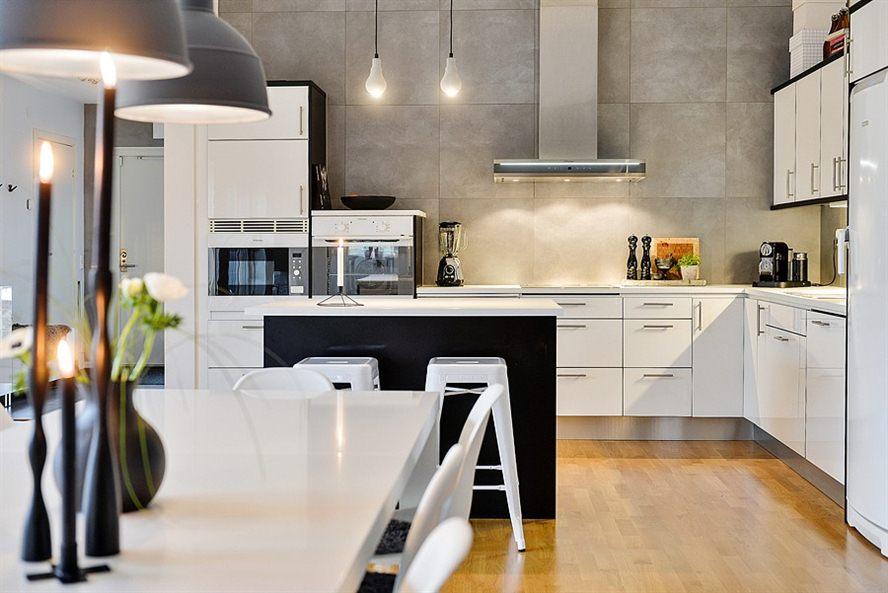 Tendencia n rdica menos muebles y m s espacio blog for Ver disenos de cocinas integrales