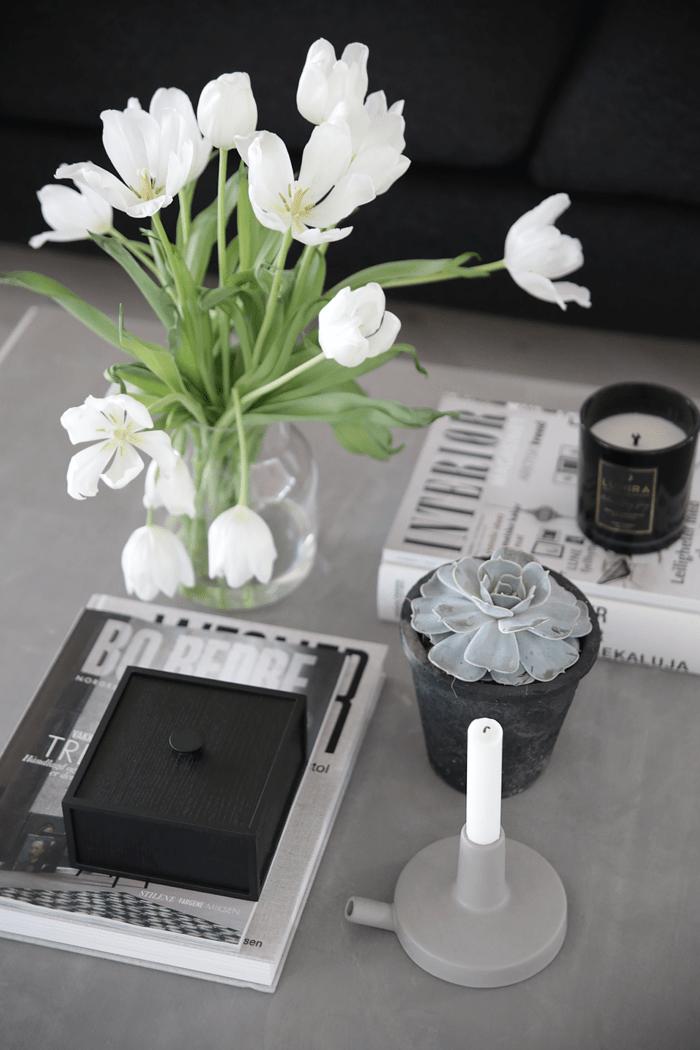 Decoraci n serena minimalista y muy elegante blog for Ideas para decorar la casa de la novia