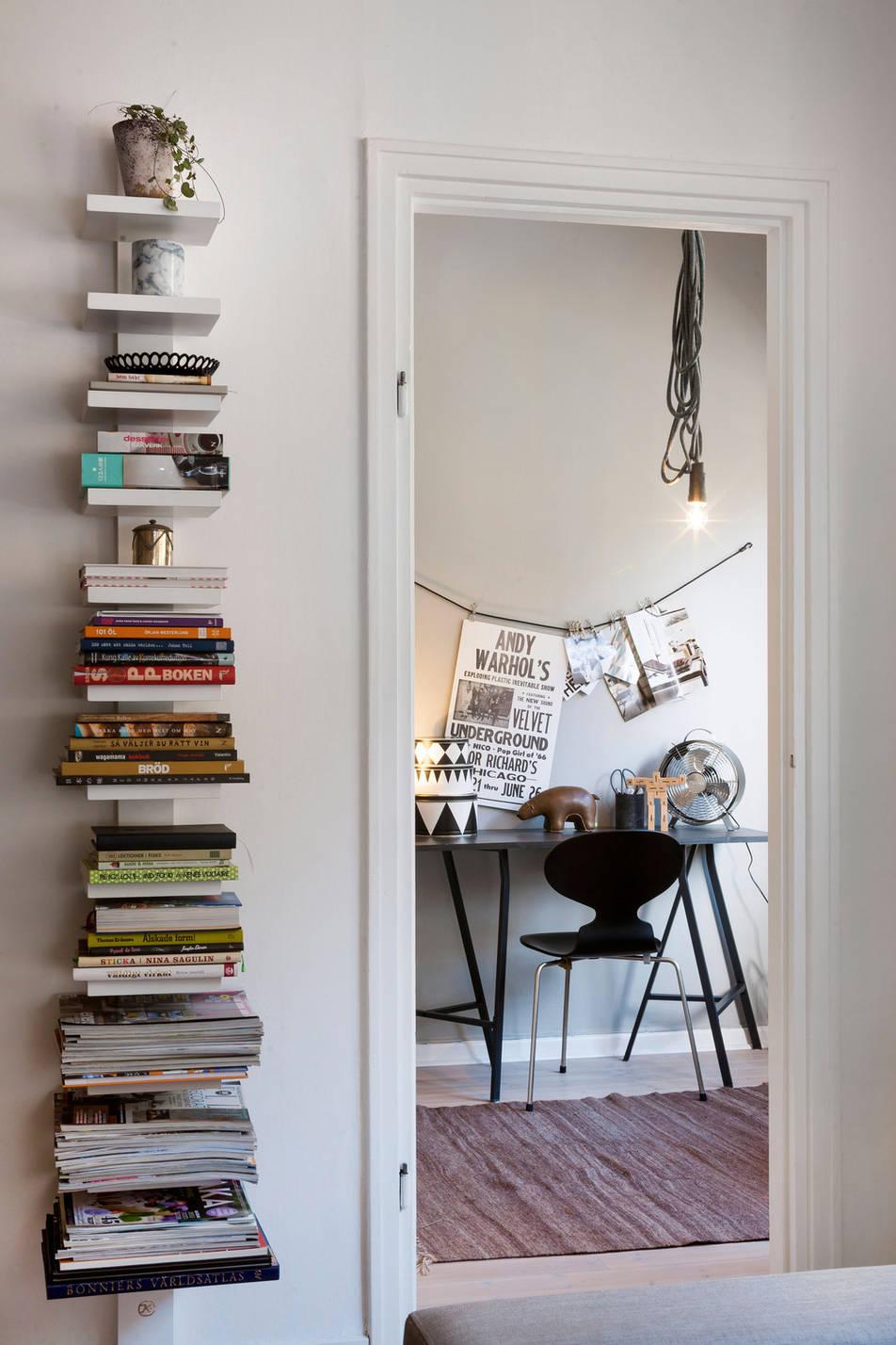 L mparas colgantes bombilla y flexos blog tienda for Libri finti ikea