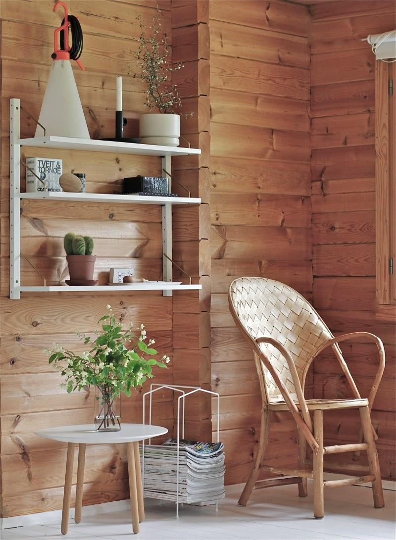 Casa de madera de vacaciones en finlandia blog tienda decoraci n estilo n rdico delikatissen - Casas de madera decoracion ...