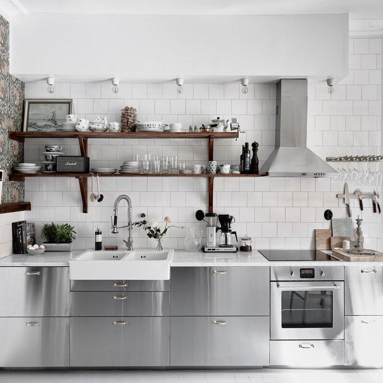 cocinas ikea decoración - - Blog tienda decoración estilo nórdico ...