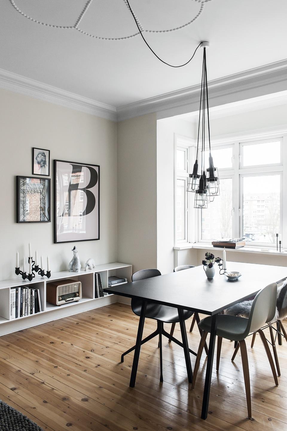 Increible piso de estudiantes en aarhus dinamarca blog tienda decoraci n estilo n rdico - Piso estilo nordico ...