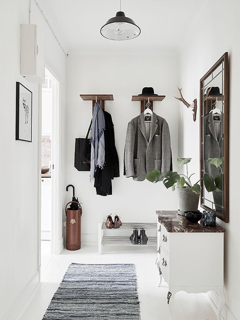 pared interior de ladrillo visto estilo nrdico escandinavo decoracin estilo nrdico decoracin en blanco decoracin cocinas