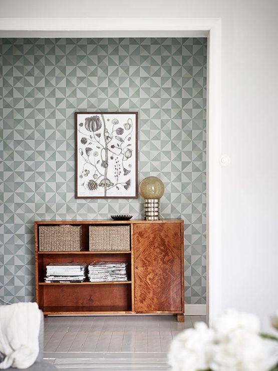 Una habitaci n infantil para muchos a os blog decoraci n estilo n rdico d - Quel papier peint pour une entree ...