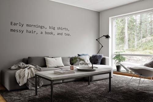 sofas nordicos sofas grises blancos negros muebles de diseo estilo y diseo nrdico escandinavo estilo nrdico