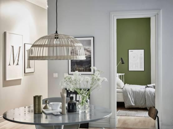 interiores espacios pequeños estilo y diseño nórdico escandinavo estilo moderno distribución diáfana decoracion dormitorios decoración de salones decoración de interiores decoración comedores cocinas modernas blog estilo nórdico