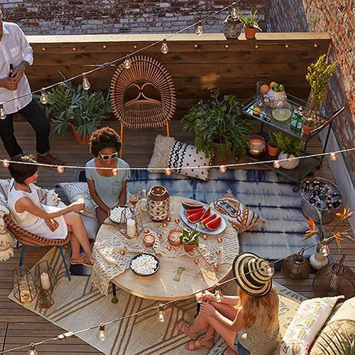 Inspiraci n para decorar terrazas y balcones blog tienda for Decoracion de terrazas y balcones