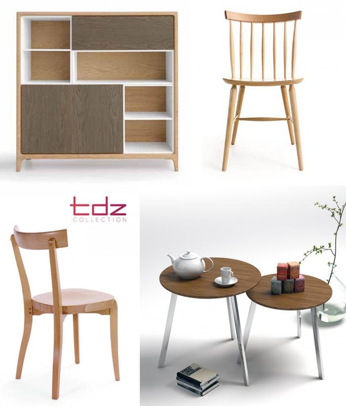 Tendenza store muebles de dise o decoraci n e for Mobiliario nordico online