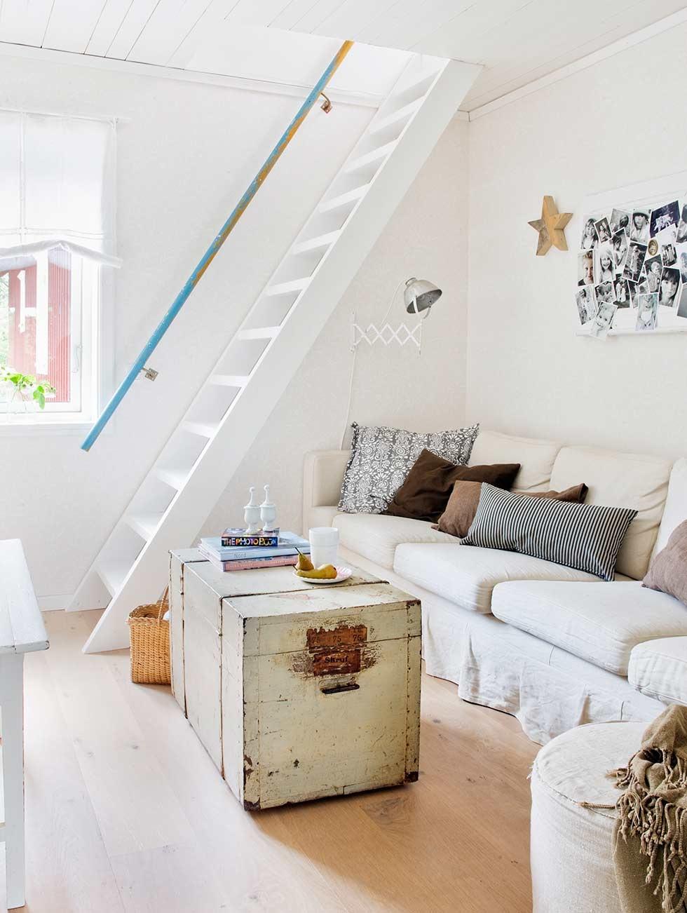 El estilo coastal cottage blog tienda decoraci n estilo - Casas de estilo nordico ...