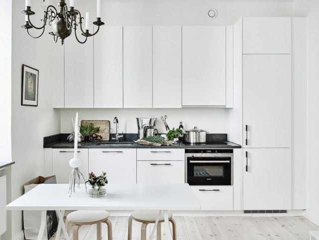 Cómo crear un hogar perfecto en 35 m²