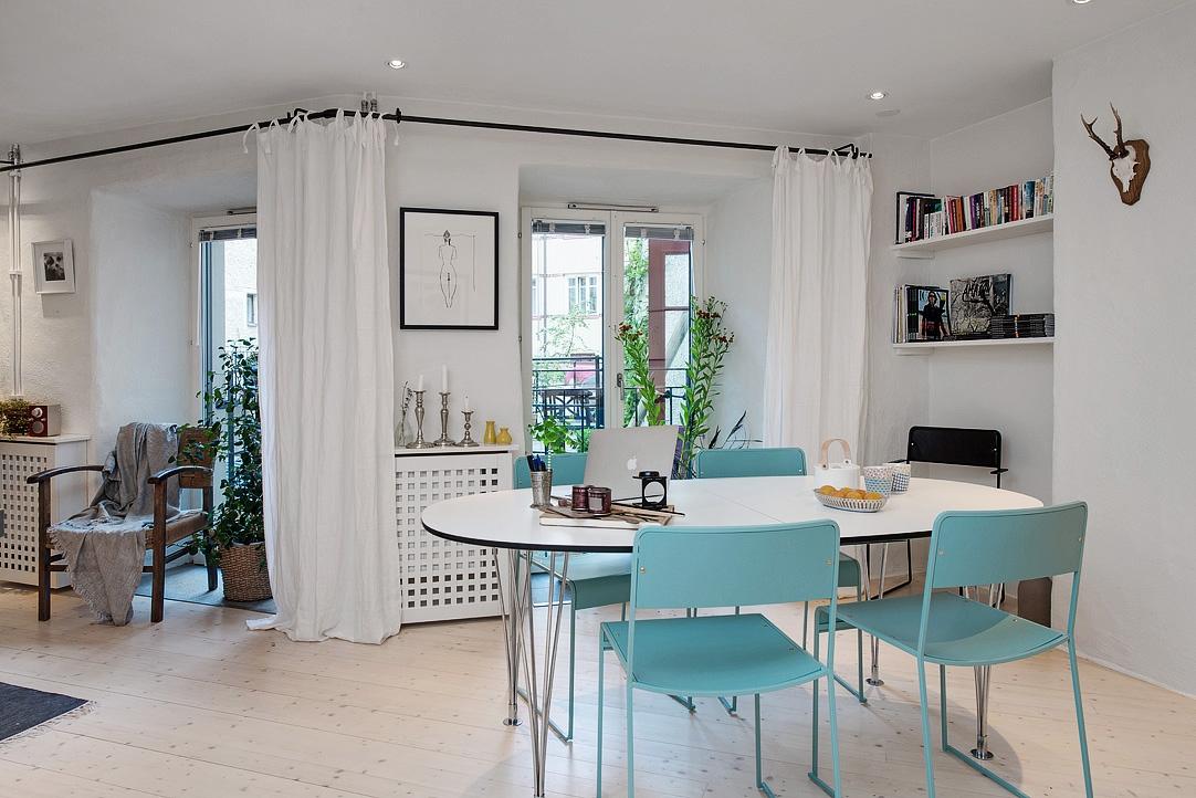 48 m bien planificados blog tienda decoraci n estilo - Pisos bien decorados ...