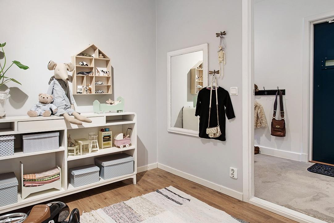 Habitaci n infantil neutra blog tienda decoraci n estilo - Estilo nordico decoracion ...