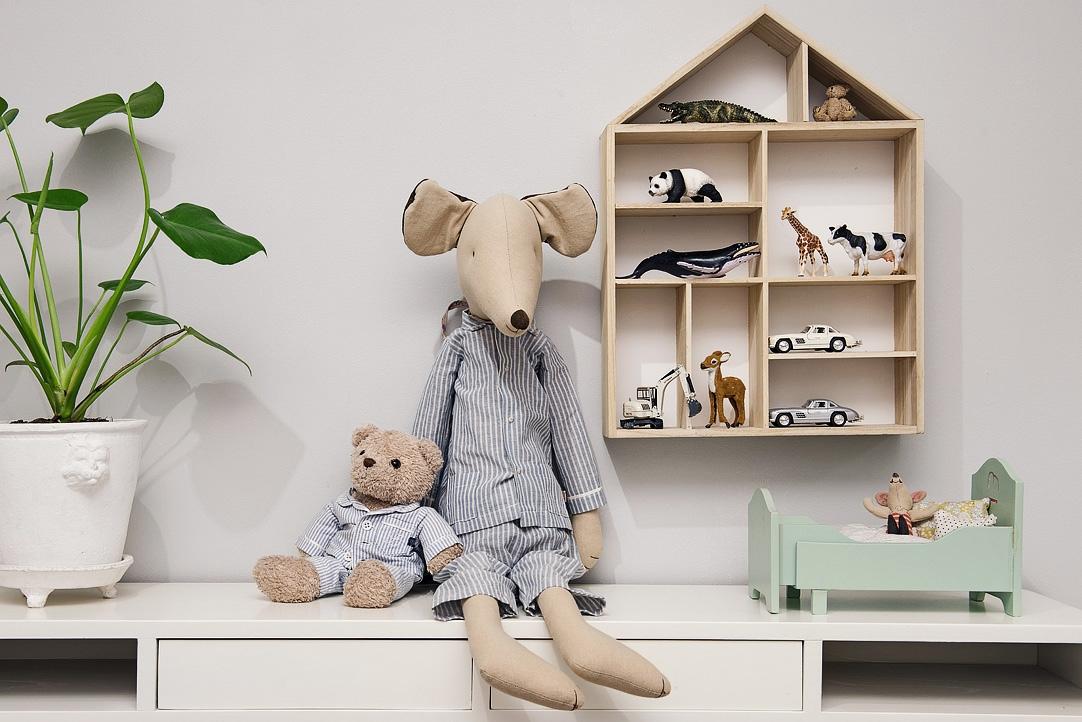 Habitaci n infantil neutra blog tienda decoraci n estilo - Habitacion infantil decoracion ...