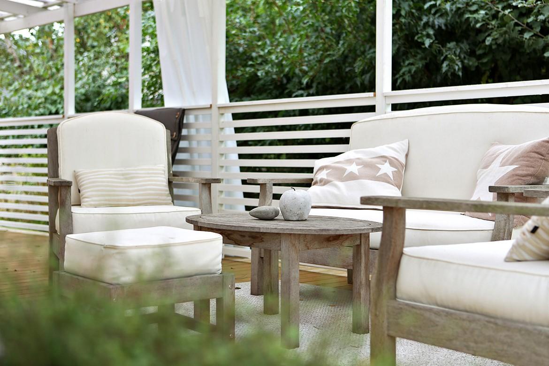 Terrazas de madera blog tienda decoraci n estilo n rdico - Cocinas exteriores modernas ...