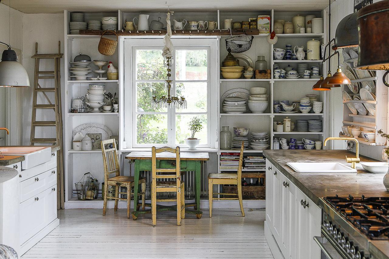 Espectacular cocina de campo blog tienda decoraci n - Cocinas rusticas de campo ...