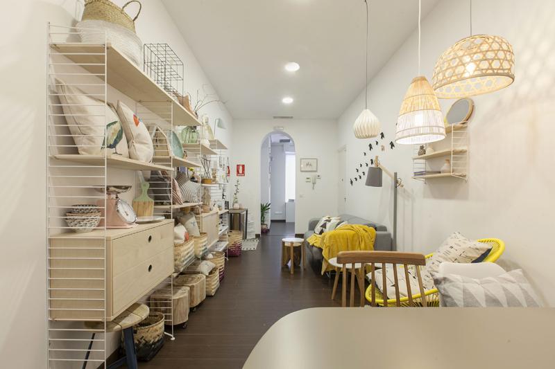 R dise o abre showroom en madrid blog tienda decoraci n for Curso decoracion de interiores madrid
