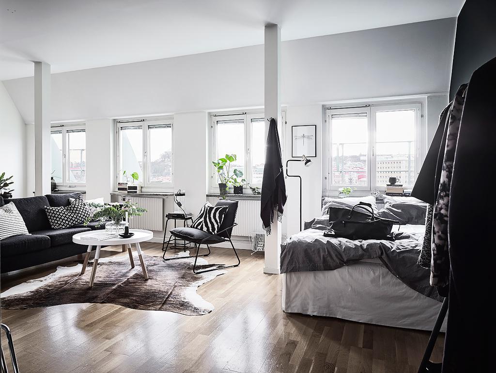 Poco espacio y mucho estilo blog tienda decoraci n for Decoracion de pisos