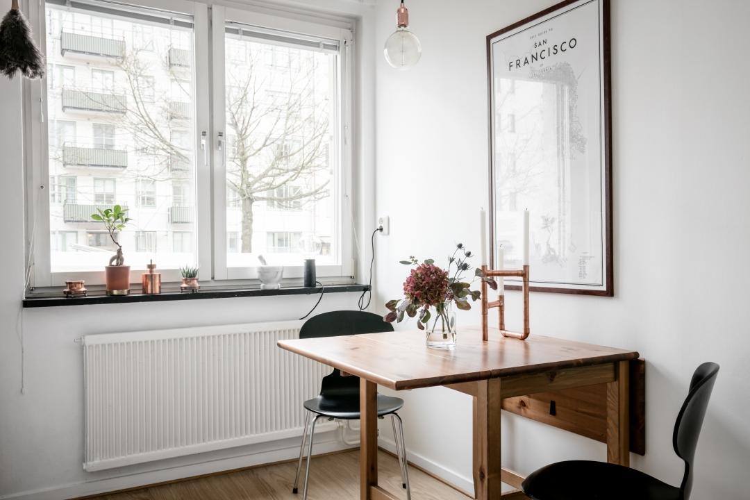 La decoraci n de un piso peque o debe ser sobretodo - Decoracion pisos pequenos ...