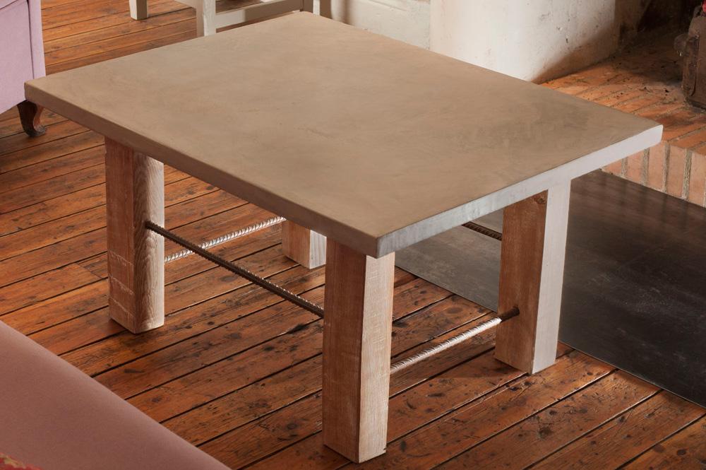 Eusebio bell n artesanos del mueble de microcemento for Muebles microcemento