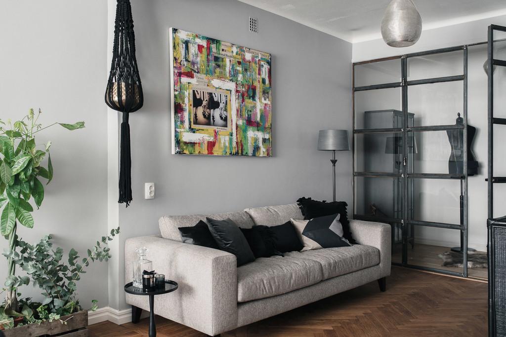 Estilo n rdico masculino en negro blog tienda decoraci n for Decoracion interiores 2016