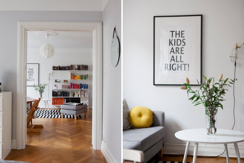 Nos gustan las viviendas con decoraci n sencilla blog for Mobiliario nordico