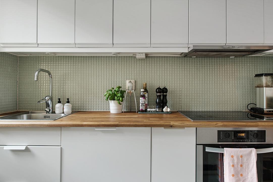 Si al papel de pared pintado en la cocina blog tienda - Papel adhesivo para paredes ...