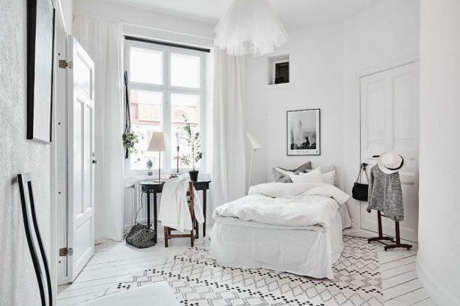 Lámpara de plumas en la cocina Eos Lampshade VITA diseño interiores decoración interiores decoración cocinas cocinas nórdicas cocinas modernas cocinas grandes blancas blog decoración nórdica