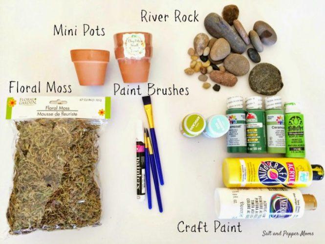 pintar piedras manualidades pintura y piedras manualidades niños manualidad decorativa hazlo tu mismo diy terrazas diy deco diy crafts cactus con piedras