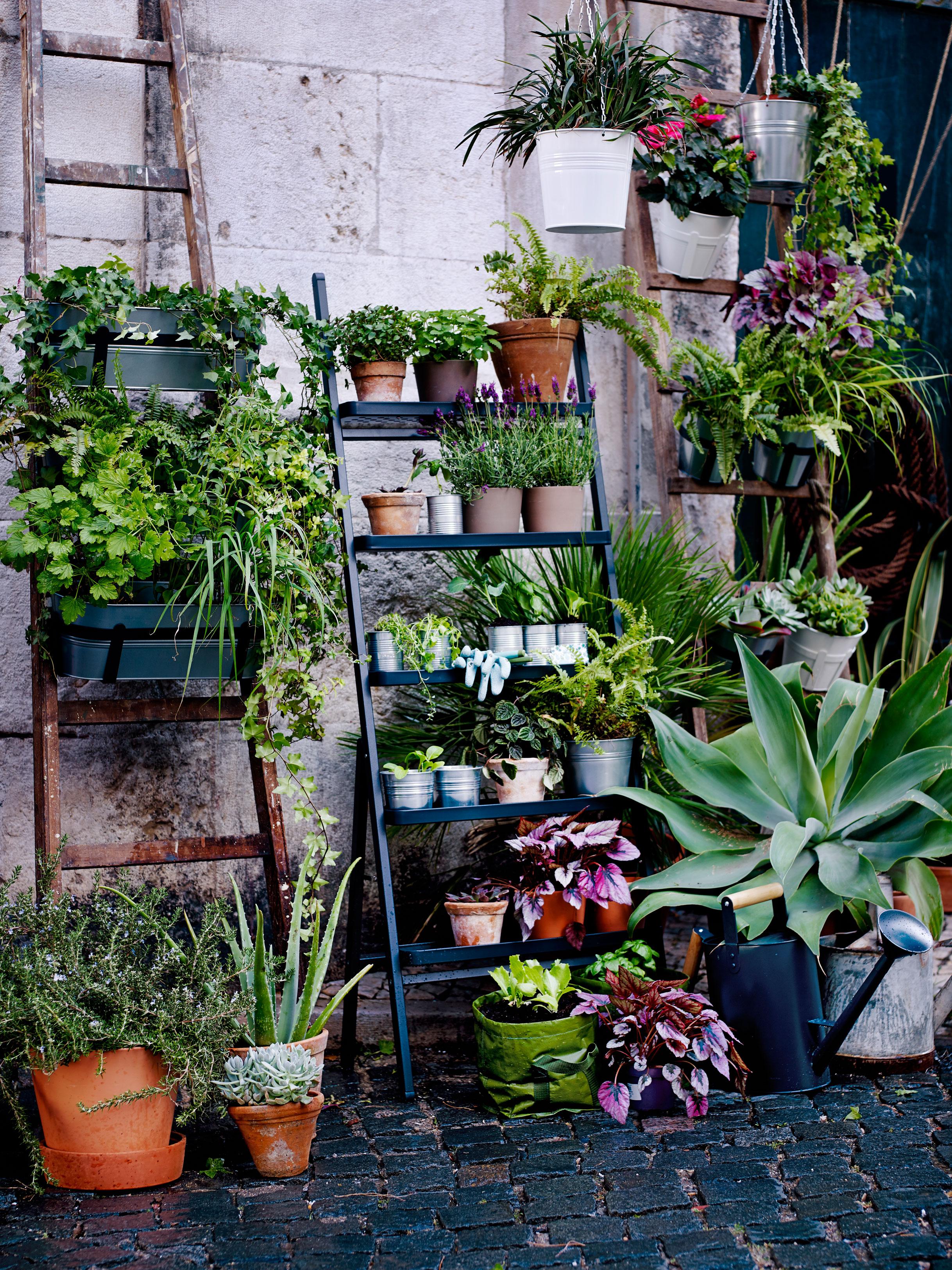 Ikea verano 2016 blog tienda decoraci n estilo n rdico for Arbustos para macetas exterior