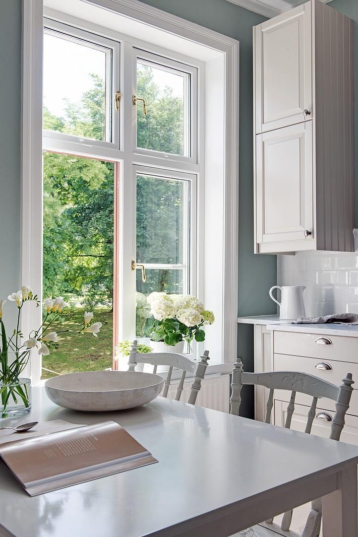 Cocina serena de aire country blog tienda decoraci n estilo n rdico delikatissen - Blog decoracion de interiores ...