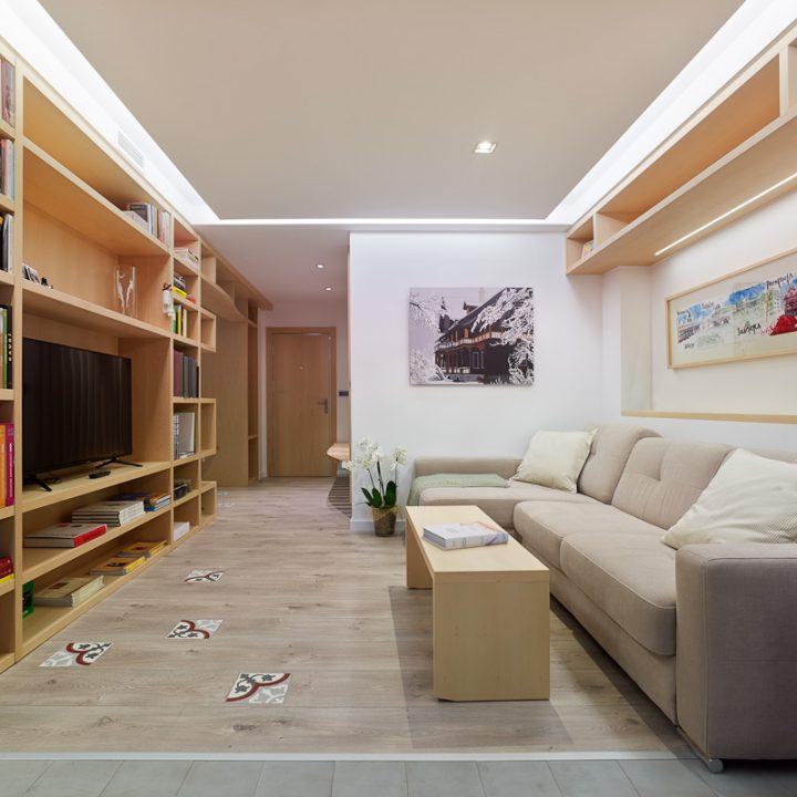 Reforma de piso con terraza en ourense blog tienda decoraci n estilo n rdico delikatissen - Reformas en ourense ...
