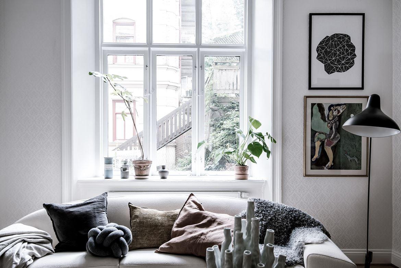 Cuadros y l minas sobre papel de pared blog tienda for Laminas decoracion estilo nordico