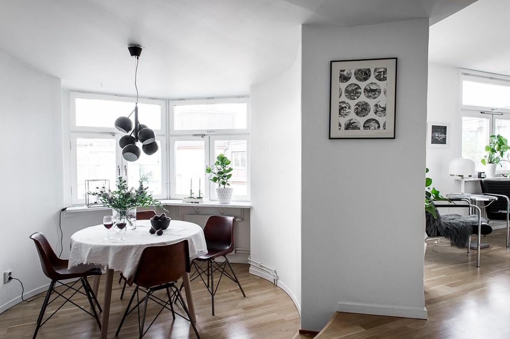 Comedor de planta circular blog tienda decoraci n estilo for Comedores acogedores