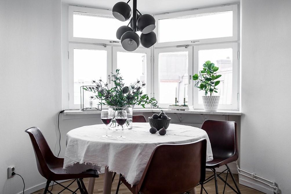 Comedor de planta circular blog tienda decoraci n estilo for Comedor en planta