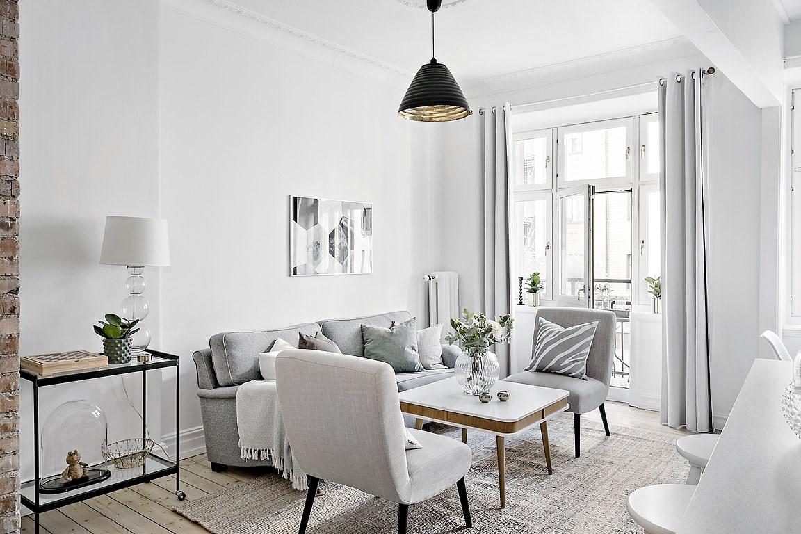 Cocina abierta en un piso peque o blog tienda decoraci n - Pisos modernos decoracion ...