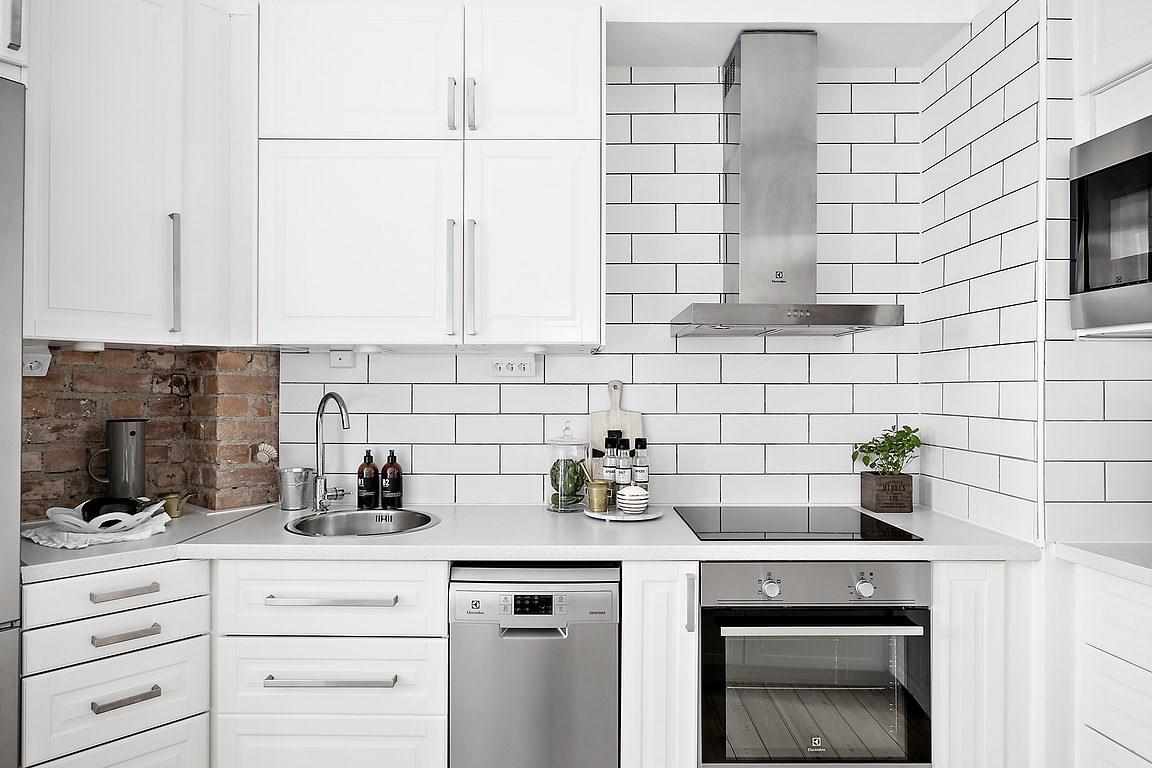Cocina abierta en un piso peque o blog tienda decoraci n for Ikea amueblar piso pequeno