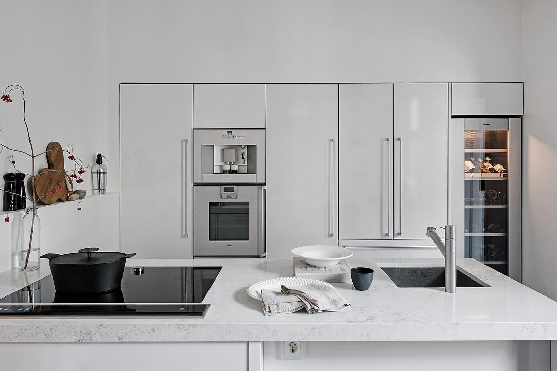 Muebles de cocina empotrados - Blog tienda decoración estilo ...