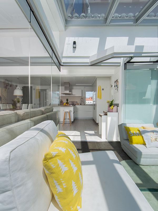 techos de cristal reformas santiago compostela reformas galicia estilo nrdico galicia decoracin pisos pequeos decoracin interiores