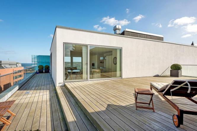 diseño exterior decoración terrazas decoración interiores decoración áticos blog decoración nórdica atico nórdico